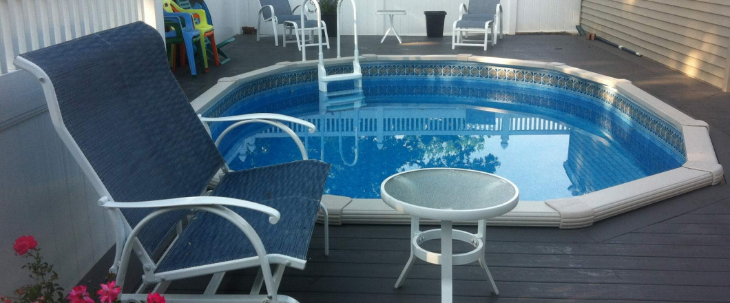 Cool Off This Summer in Your Own Above-Ground Pool in Linden & Woodbridge Township, NJ